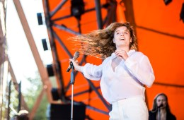 Florence + The Machine, Roskilde Festival 2015, RF15, Orange Scene