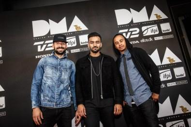 DMA15, Danish Music Awards 2015, Forum