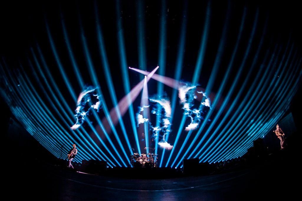 Dizzy Mizz Lizzy, Royal Arena