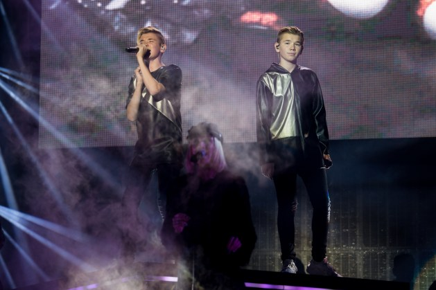 Marcus & Martinus, Royal Arena