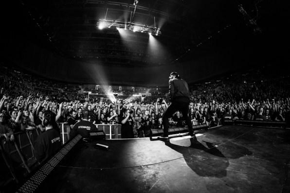 Avenged Sevenfold, Royal Arena