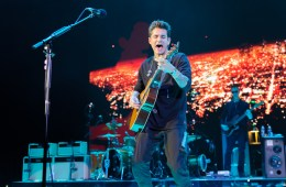 John Mayer, Royal Arena
