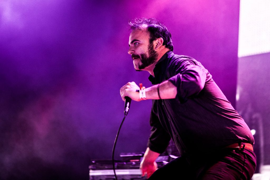 Future Islands, Roskilde Festival, RF17, Arena