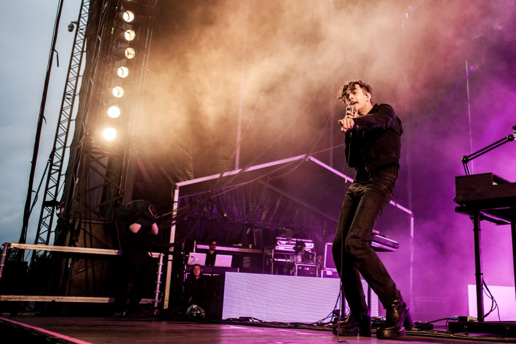 The 1975, NorthSide, Green Stage, NS17