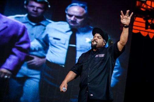 Ice Cube, Roskilde Festival, RF17, Orange