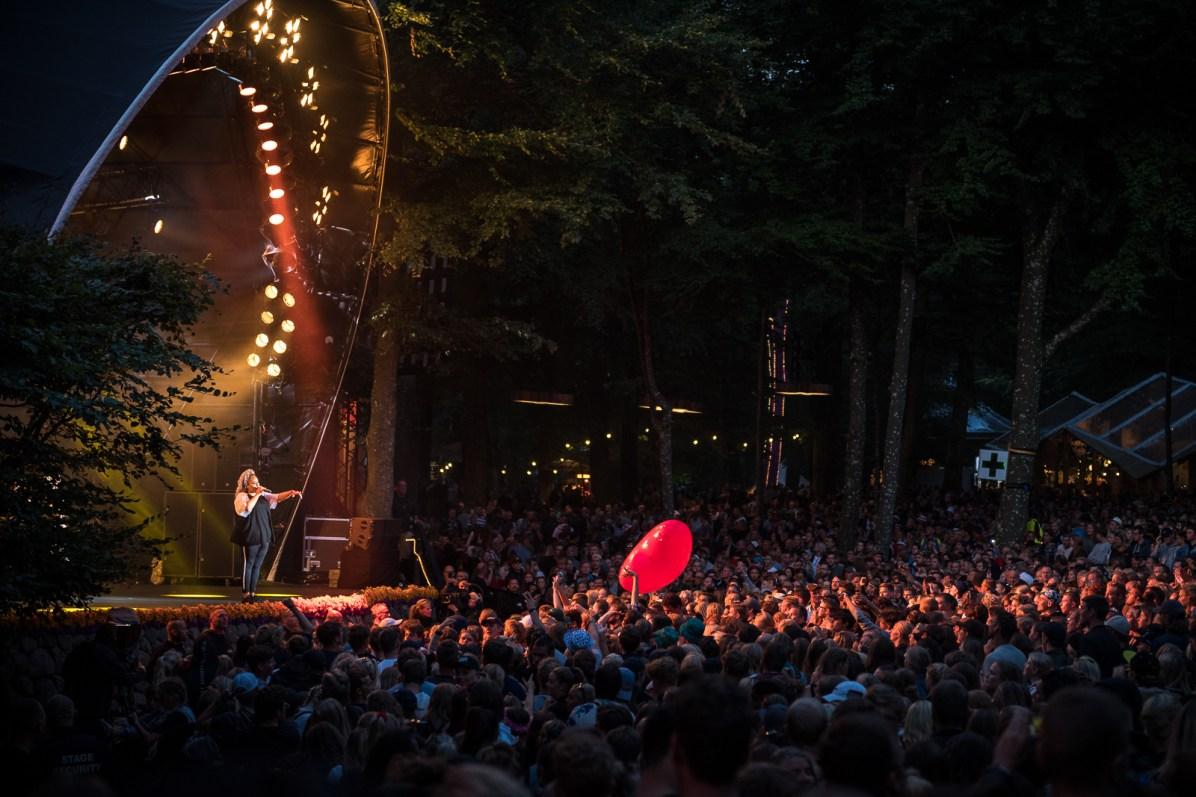 Clean Bandit, smukfest, Smuk17, Smukfest 2017, Bøge scenerne