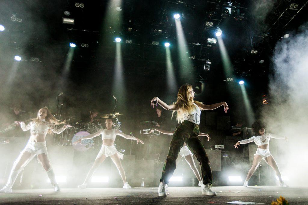 Zara Larsson, Smukfest, Smuk17, Bøgescenerne