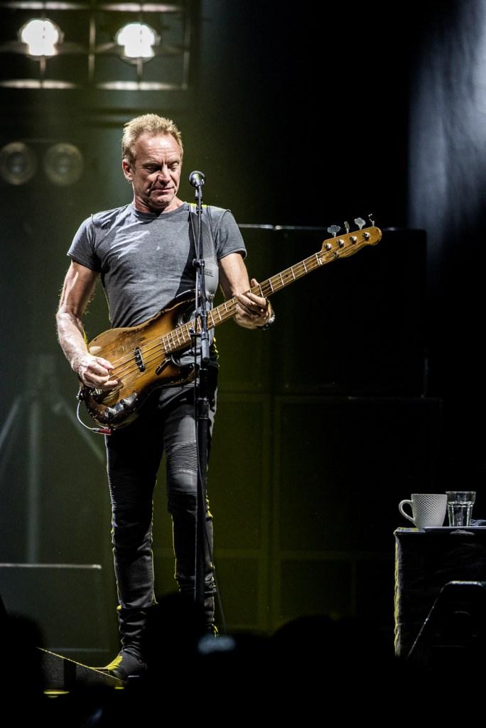 Sting, Royal Arena