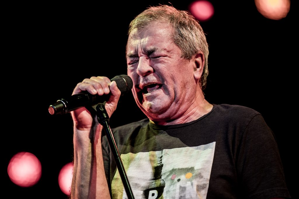 Deep Purple, Valby Hallen