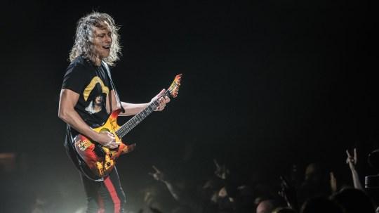 Metallica, Jyske Bank Boxen