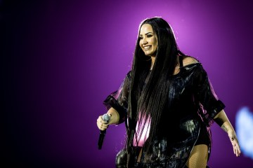 Demi Lovato, Forum, Forum Black Box