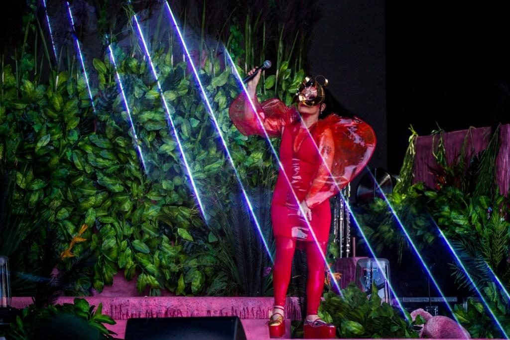 Björk, NorthSide, NS18, Blue Stage