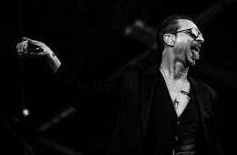 Depeche Mode, Tinderbox, TB18, Rød Scene