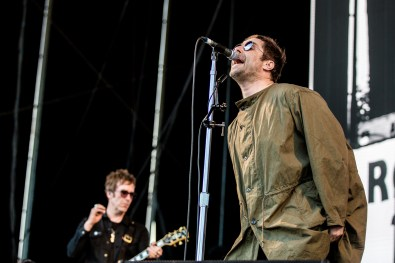 Liam Gallagher, NorthSide, NS18, Blue Stage