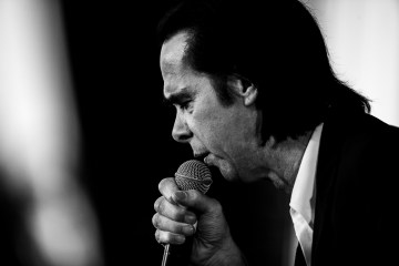 Nick Cave & The Bad Seeds, Roskilde Festival, Nick Cave, RF18, Orange