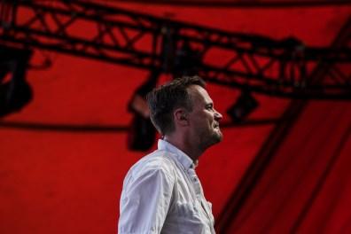 Peter Sommer, Roskilde Festival, RF18, Orange