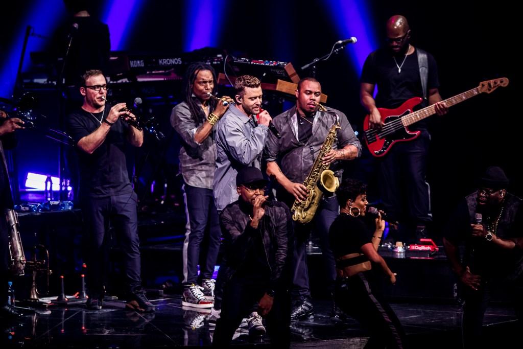 Justin Timberlake, Royal Arena