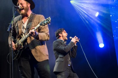 The lone Bellow, Open Air, Tønder Festival