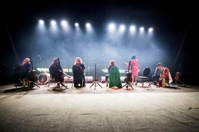 Women´s Circle, Telt 1, Tønder Festival,