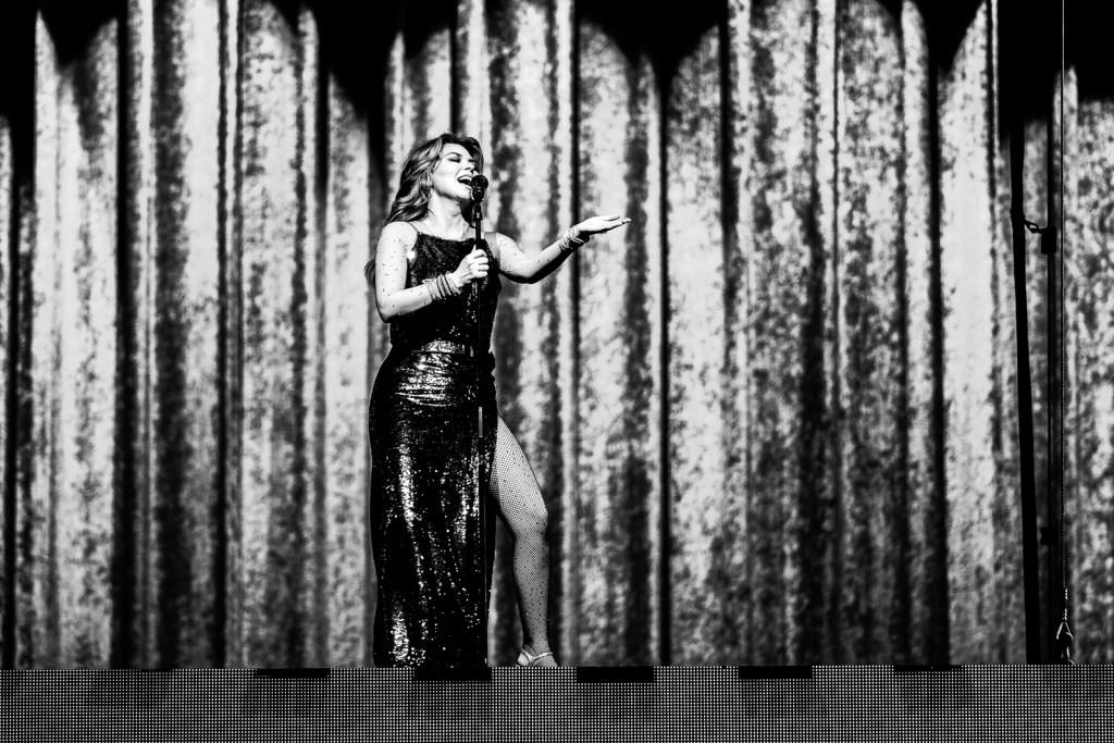 Shania Twain, Royal Arena