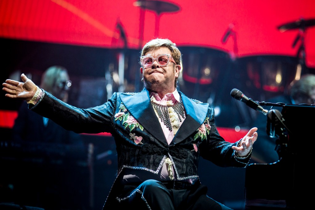 Elton John, Royal Arena