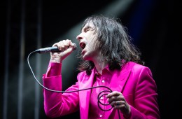 Primal Scream, Heartland Festival, Greenfield Stage