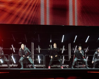 Backstreet Boys, Royal Arena