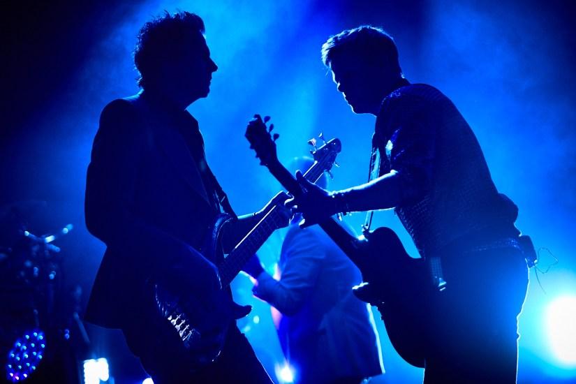 Duran Duran, Tinderbox, TB19, TB19g, Blå Scene