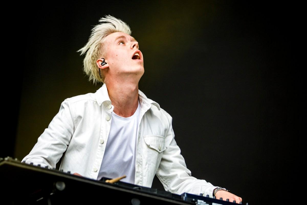 Farveblind, Roskilde Festival, Apollo, RF19