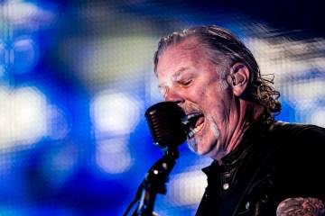 Metallica, Parken