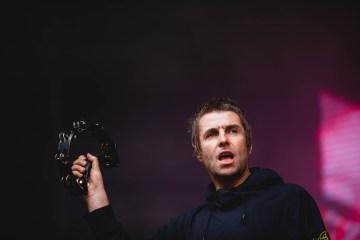 Liam Gallagher, Smukfest, Smuk19g, 100819, Bøgescenerne