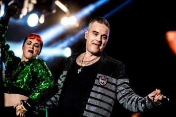 Robbie Williams, Smukfest, Smuk19, Bøgescenerne