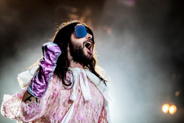 Thirty Seconds To Mars, Smukfest, Smuk19, Bøgescenerne