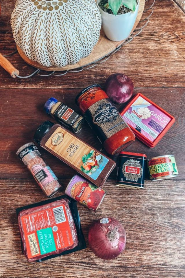 Easy Trader Joes Keto Chili | Poplolly co