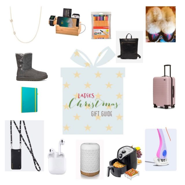 Ladies Christmas Gift List Favorites- gift guide | Poplolly co