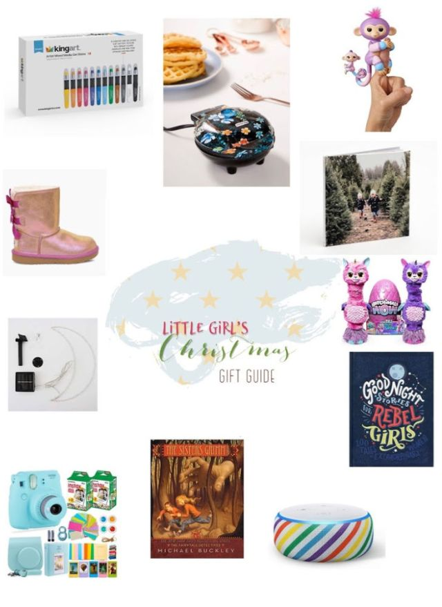 My Christmas Gift List Favorites for little girls and kids | Poplolly co