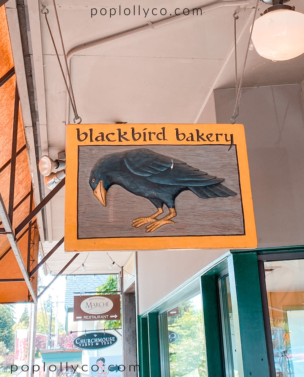Blackbird Bakery in Bainbridge Island | Poplolly co