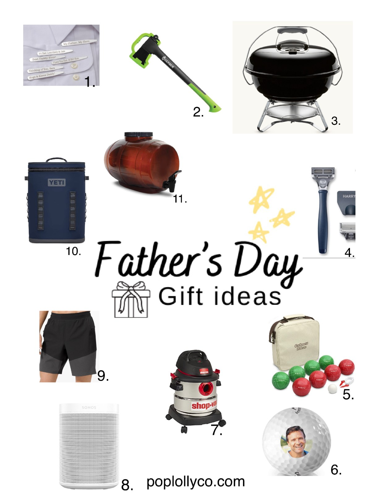 find the best presents for dad this fathers day 2020 with this gift guide | Poplolly co