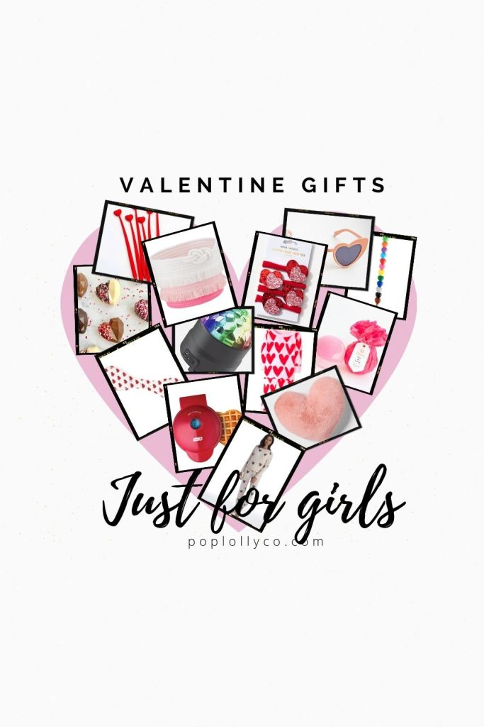 Valentine gift baskets ideas for kids   Poplolly co