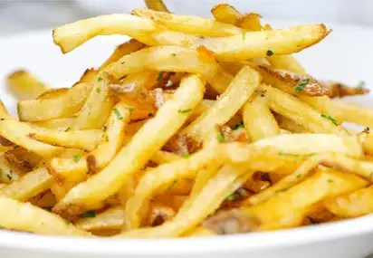 Hand Cut French Fries Dinner Menu Craft House Restaurant In Dana Point Ca