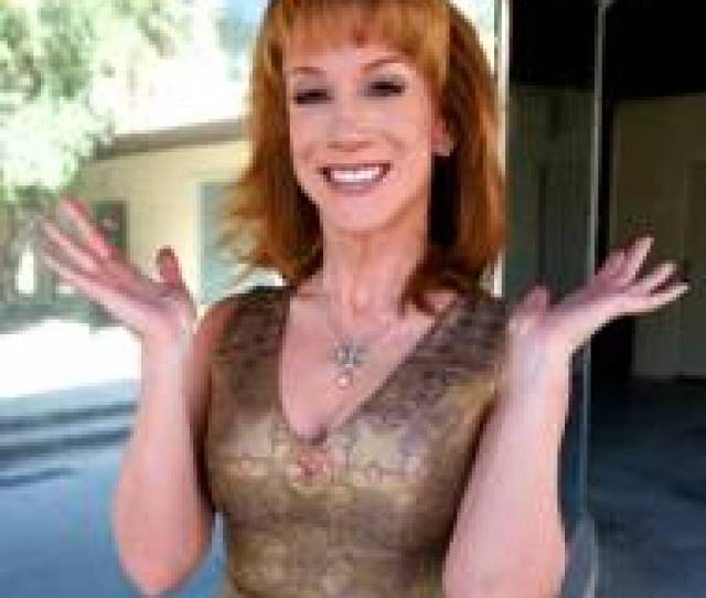 Kathy Griffin Accepts Suze Ormans Nomination To Do The Als Ice Bucket Challenge Naked
