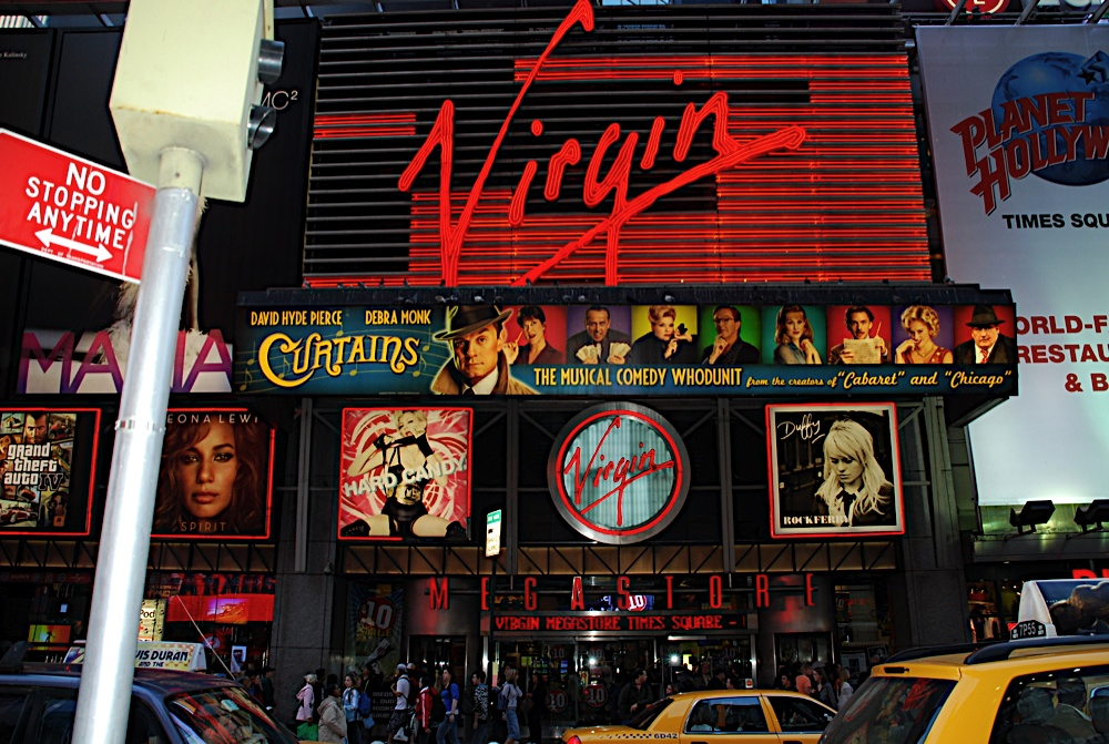 virgin times square
