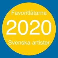 Favoritlåtarna med svenska artister 2020