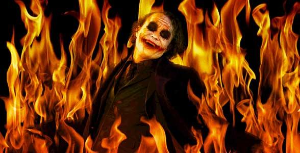 Everything Burns The Psychology & Philosophy Of The Joker