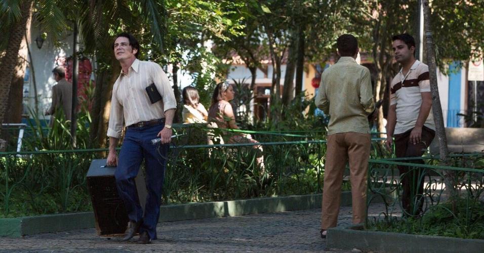 Nada a Perder - Contra Tudo. Por Todos. Foto: Divulgação.