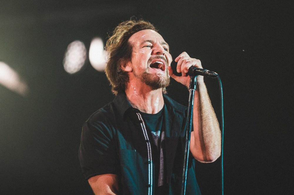 Pearl Jam. Diego Padilha/I Hate Flash.