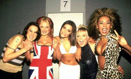 Spice Girls. Foto: Reprodução/Twitter.