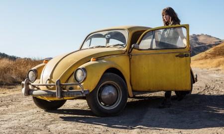 Bumblebee. Foto: Divulgaçã/Paramount Pictures