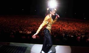 Michael Jackson. Foto: Reprodução/Instagram (@michaeljackson)