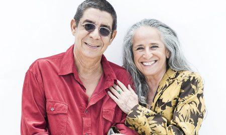 Zeca Pagodinho e Maria Bethânia. Foto: Divulgação/Daryan Dornelles